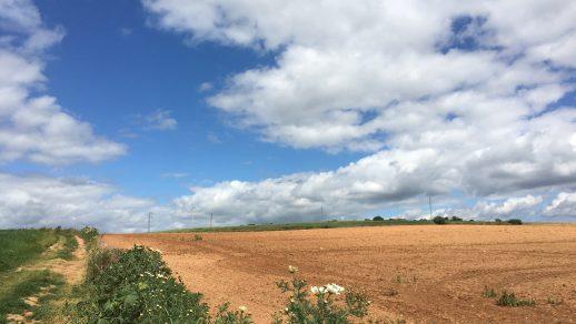 Vista llunyana de Matallana