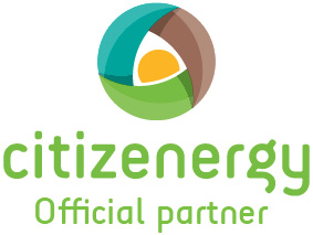 Citizenergy Logo Partner Green